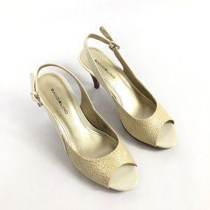 Bandolino Morven Women's Slingback Pump Heels
